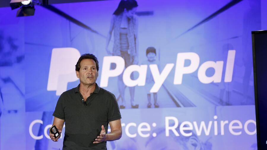 Ceo Paypal