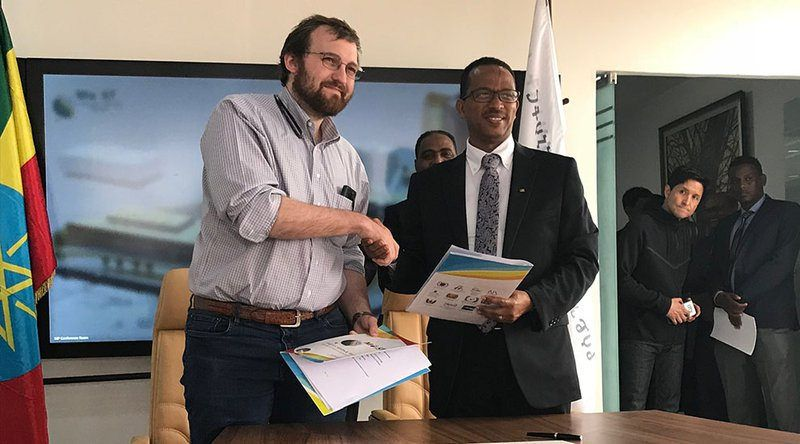Ethiopia Signs A Deal With Cardano To Use Blockchain In Agriculture.jpeg