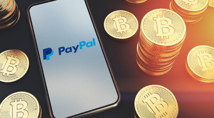 Paypal To Open Network To Cryptocurrencies