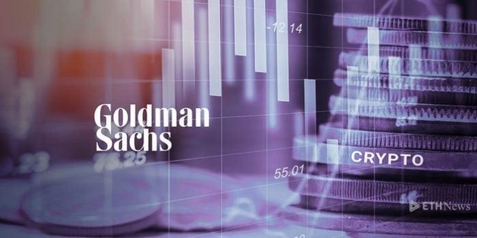 Goldman Sachs Considers Cryptocurrency