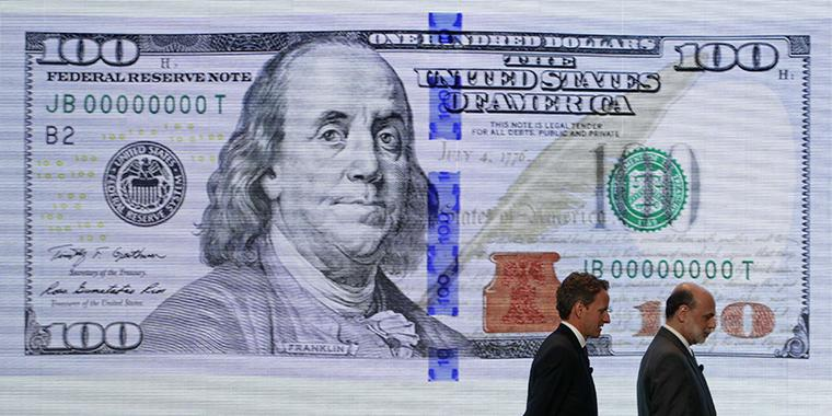 Monetary Policy Central Banks Supporting 100 Dollar