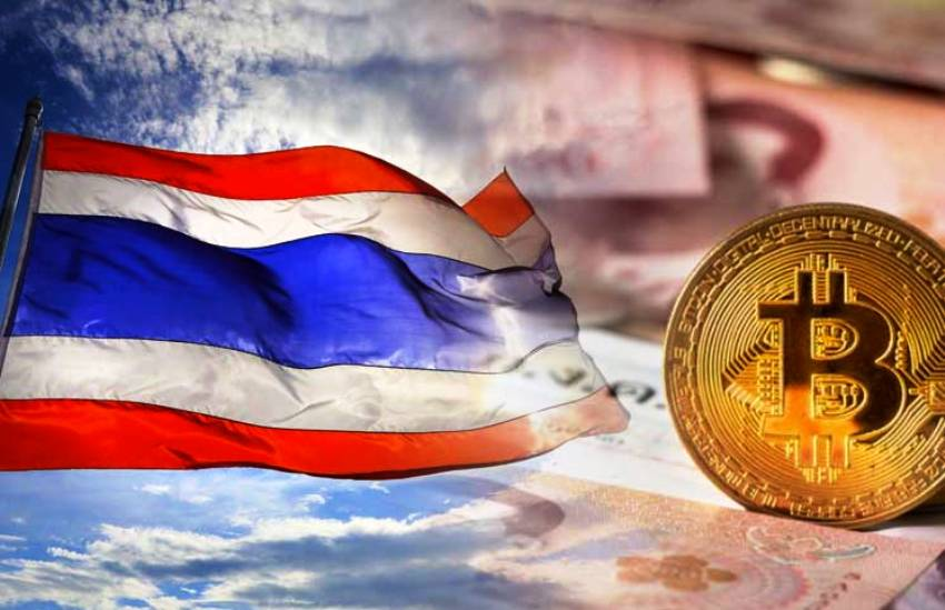 The Rise Of Bitcoin And Cryptocurrency In Thailand